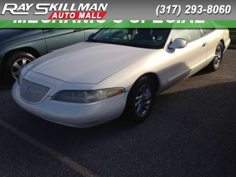 Used LINCOLN Mark VIII LSC