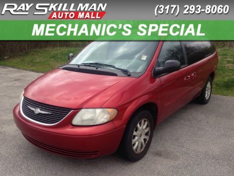 Used Chrysler Town & Country EX
