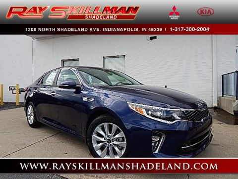 New Kia Optima S