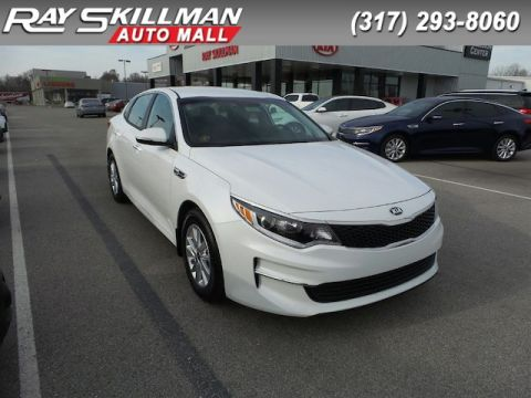 New Kia Optima 4DR SDN LX