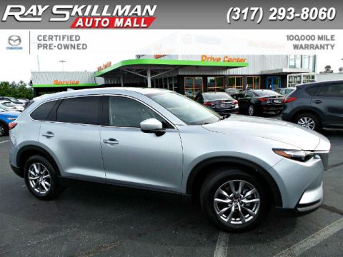 Certified Used Mazda CX-9 TOURING