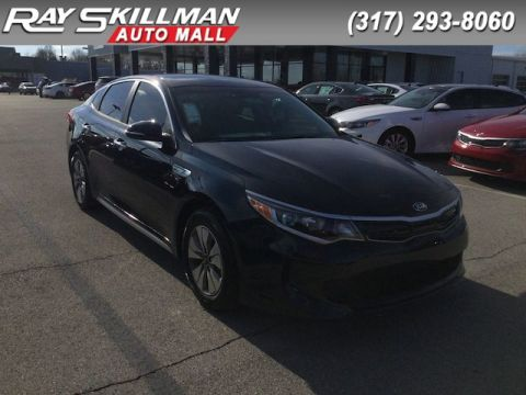 New Kia Optima Hybrid 4DR SDN LX