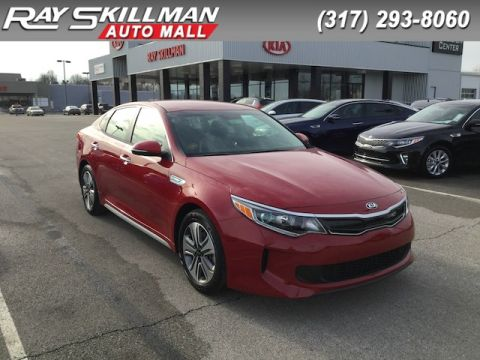 New Kia Optima Hybrid 4DR SDN EX