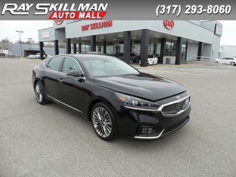 New Kia Cadenza 4DR SDN LIMITED
