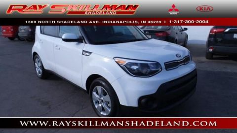 New Kia Soul 5DR WGN BASE MANUAL