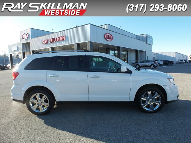 Pre-Owned 2015 Dodge Journey LMTD,MOONROOF