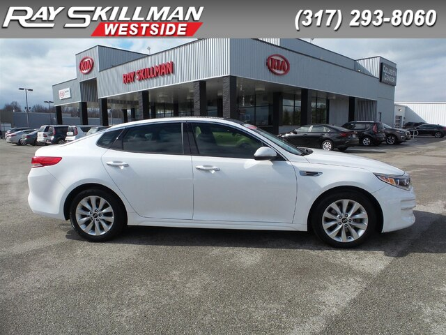 Certified Pre-Owned 2016 Kia Optima NAV,PANO ROOF