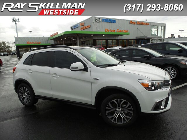 Pre-Owned 2018 Mitsubishi Outlander Sport SEL 2.4