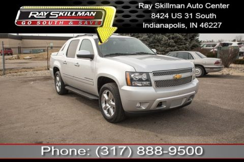 Pre-Owned 2012 Chevrolet Avalanche 1500 LTZ