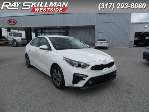 New 2019 Kia Forte 4 DOOR SEDAN LXS