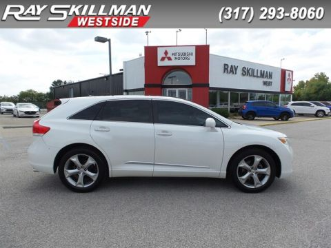 Pre-Owned 2011 Toyota Venza 4DR WGN V6 AWD LE