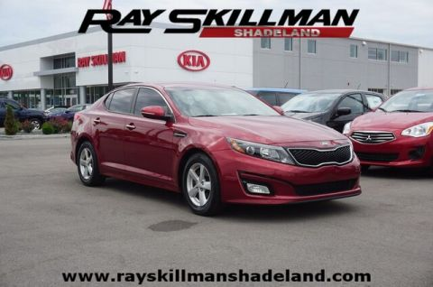 Pre-Owned 2014 Kia Optima LX