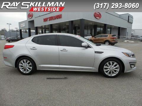 Certified Pre-Owned 2015 Kia Optima EX,PANO ROOF
