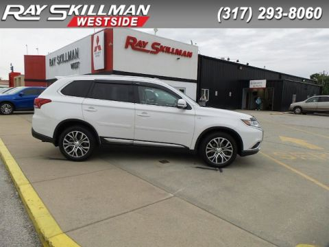 Pre-Owned 2017 Mitsubishi Outlander GT