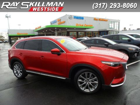 Certified Pre-Owned 2018 Mazda CX-9 GRAND TOURING