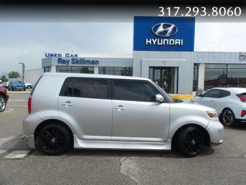 Pre-Owned 2008 Scion xB 5DR WGN AT