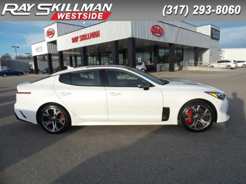 New 2019 Kia Stinger 4DR SDN GT2 AWD
