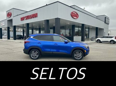 New 2021 KIA SELTOS S AWD