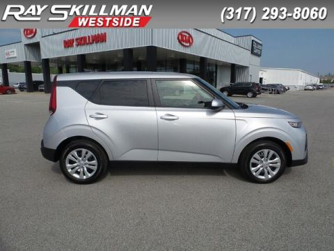New 2020 Kia Soul 5DR WGN + AT