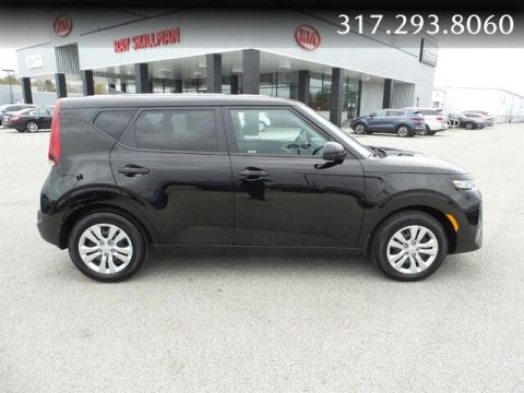 New 2020 Kia Soul 5DR WGN LX AT