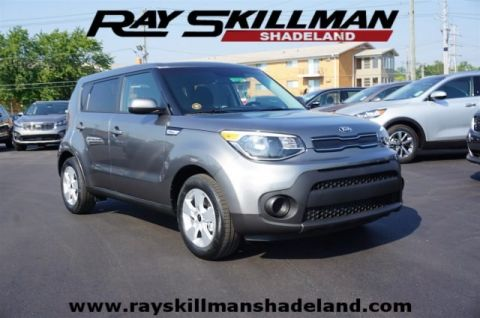 New 2019 Kia Soul 5DR WGN BASE AUTO