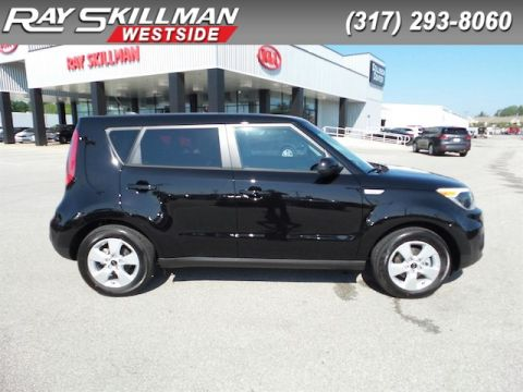 New 2019 Kia Soul 5DR WGN BASE AT