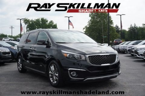 New 2018 Kia Sedona SX Limited