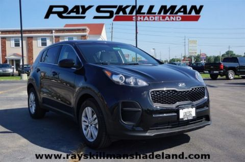 Awesome New 2018 Kia Sportage LX